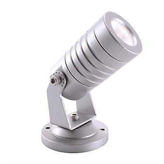 Led Spotlight Mini II 2 W 6000 K D 42 mm aluminio plateado IP65
