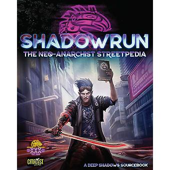 Shadowrun The Neo Anarchists Streetpedia - Gaming Book