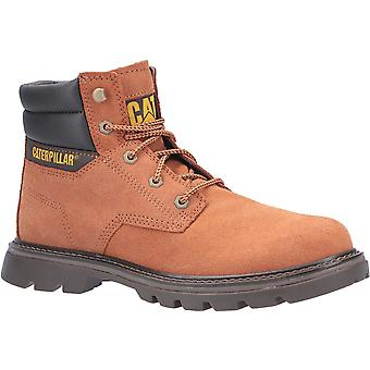 Caterpillar Mens Quadrate Lace Up Chukka Ankle Boots
