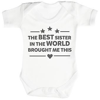 Najlepsza siostra w Body Baby World / Babygrow