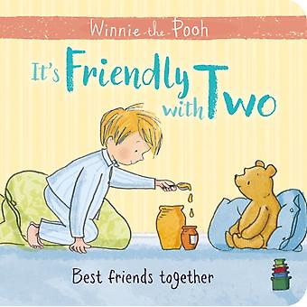 WinniethePooh Its Friendly with Two