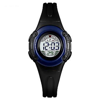 Skmei Childrens Kids Digital Display  Watch Girls Or Boys Stopwatch Alarm Black