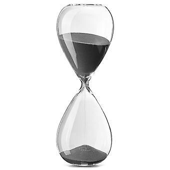 Philippi Lala Meeting Timer 1 Stunde Sanduhr aus Borosilikatglas mit Sand H 30 cm