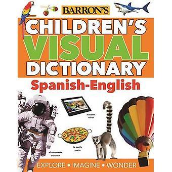 Children's Visual Dictionary - Spanish-English by Jane Bingham - 97814
