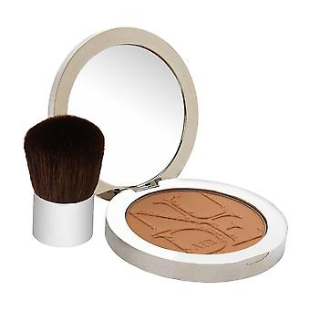 Christian dior diorskin nude air powder with kabuki brush 030 medium beige