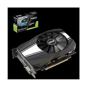 Asus Nvidia Phgtx1660Tio6G Phoenix Gtx1660Ti Gddr6 6Gb Oc Edition