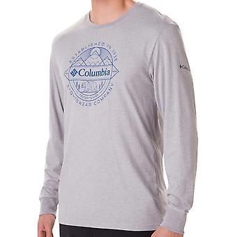 קולומביה Cades קוב EM0072039 אוניברסלי כל השנה הגברים חולצת טריקו