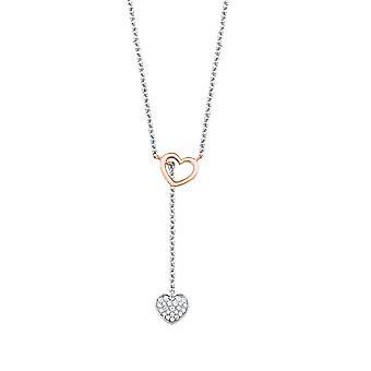 s.Oliver Jewel Damen Kette Halskette Silber Herz 2027841