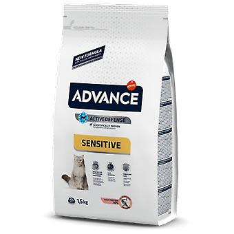 Advance Adult Sensitive Salmon and Rice (Cats , Cat Food , Dry Food)