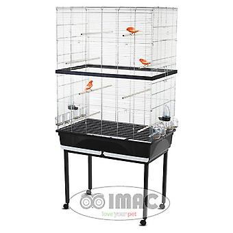 Trixder Tasha Double Cage Birds (Birds , Cages and aviaries , Cages)