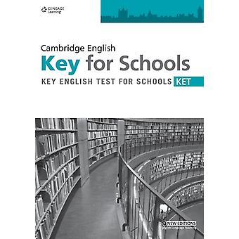 Practice Tests for Cambridge Ket for Schools Teachers Book by Cengage Learning
