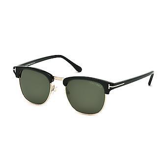 Tom Ford Henry TF248 05N Black/Green Sunglasses