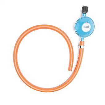 New Campingaz Hose and Regulator Kit Orange