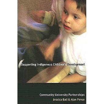 Ondersteuning van inheemse de ontwikkeling van kinderen - Gemeenschap-Universiteit Pa