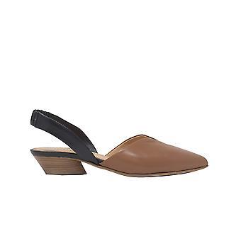 Halmanera Zilly17brown Women's Brown Leather Sandals