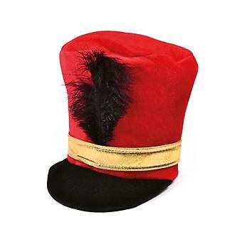 Soldat-Hut. Rot