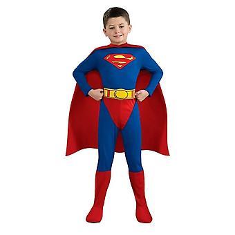 スーパーマン。サイズ: 幼児