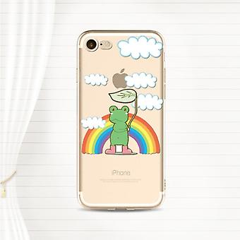 Rainbow Frog Phone case - iPhone SE (2020)