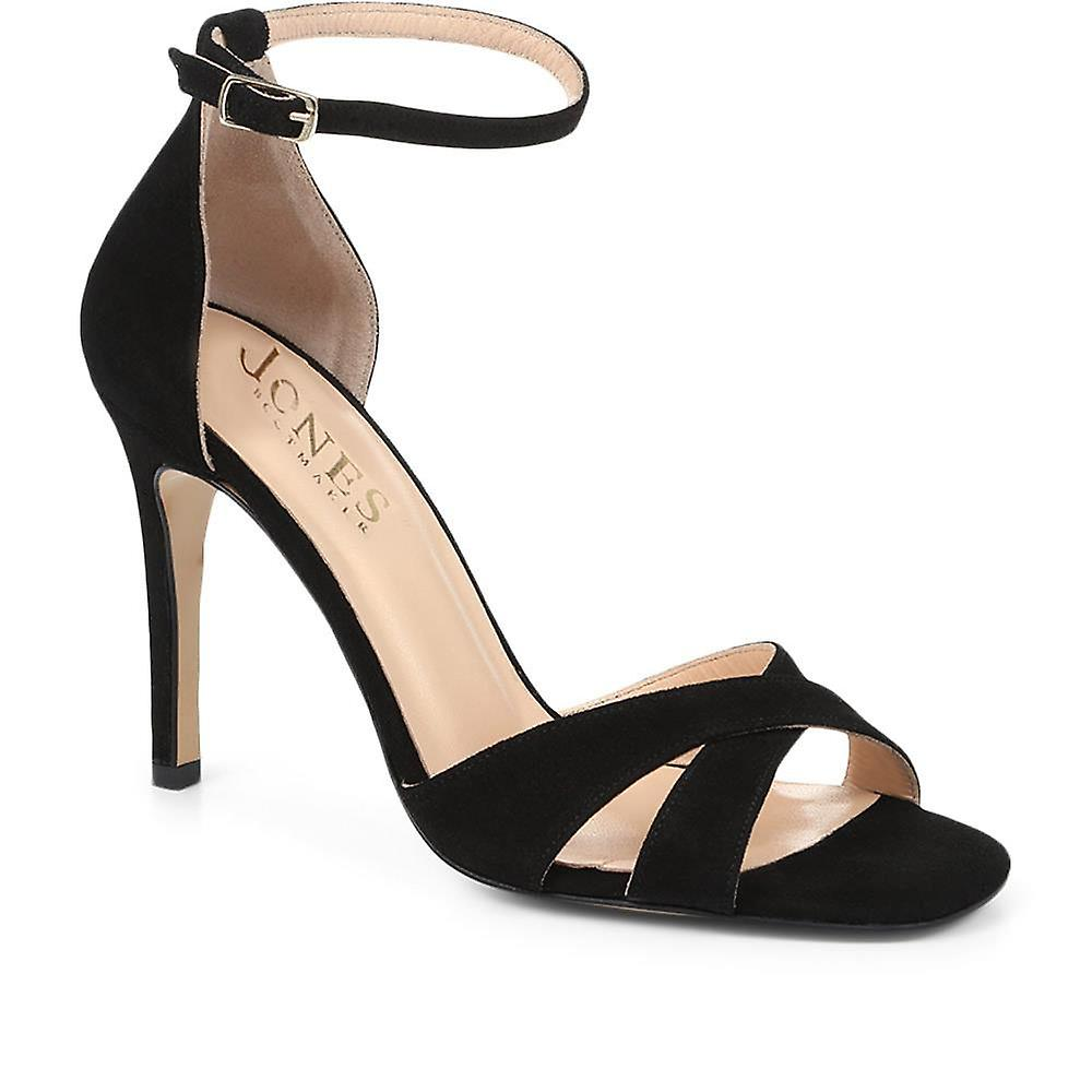 Jones Bootmaker Aleena Leather High Heel Sandals