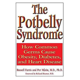 The Potbelly Syndrome How Common Germs Cause Obesity Diabetes and Heart Disease by Farris & Russell