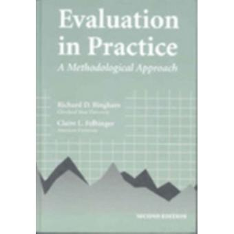 Evaluation in Practice A Methodological Approach by Bingham & Richard D.