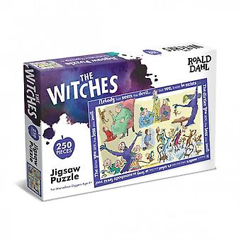 Roald Dahl- 250 Piece Jigsaw Puzzle 'The Witches''