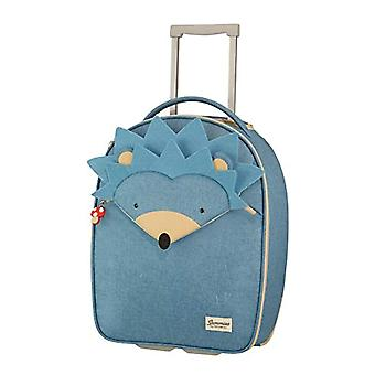 Samsonite Happy Sammies Upright Valigia per Bambini - 45 cm - 23 Liter - Blu (Hedgehog Harris)