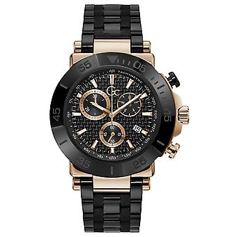Gc Guess Collection Y70002g2mf Gc One Men's Watch 44 Mm