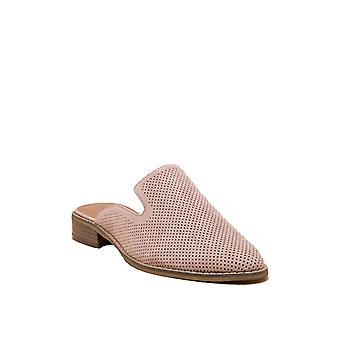 Indigo Rd. Womens Henree Leather Almond Toe Mules