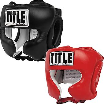 Titel boksen traditionele opleiding hoofddeksels