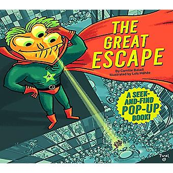The Great Escape by Loic Mehee - 9782408004538 Book