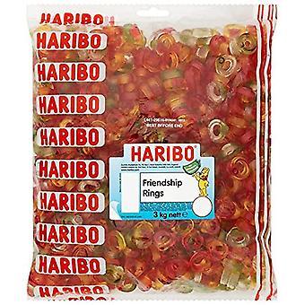 Haribo Friendship Rings 3kg