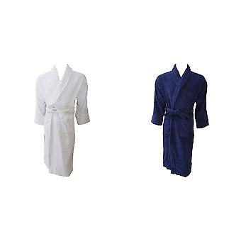 Jassz Towel Plain Bath Robe (380 GSM)