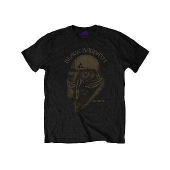 Musta Sapatti Kids T-paita US Tour 1978 Band Logo Virallinen Musta Ikä 1-12 v