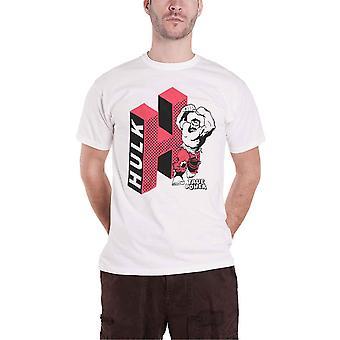 الهيكل تي قميص السلطة الحقيقية H من الهيكل الرسمي الجديد أعجوبة الرجال الأبيض
