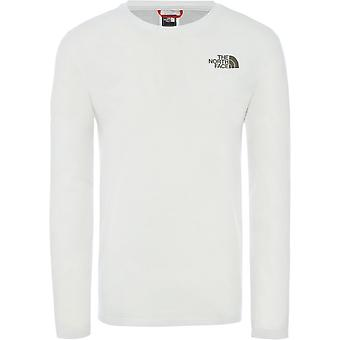 La t-shirt da uomo North Face Easy T92TX1PW2 universale tutto l'anno