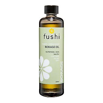 Fushi Wellbeing Organic Borage Oil 100ml (F0010415)