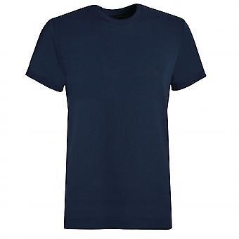 EA7 Men's Blue Lounge T-Shirt