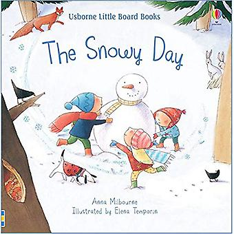 The Snowy Day by Anna Milbourne - 9781474971522 Book