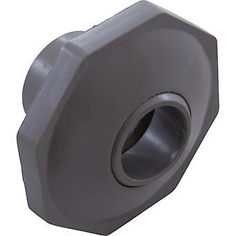 """Waterway 400-9187 1"""" Insider 2.12"""" FD Eyeball Fitting - Gray"""