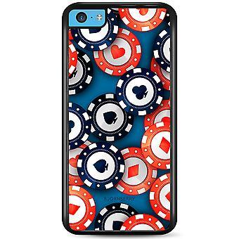 Bjornberry Shell iPhone 5C - Casino Marker