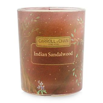 Carroll & Chan 100% Beeswax Votive Candle - Indian Sandelwood 65g/2.3oz