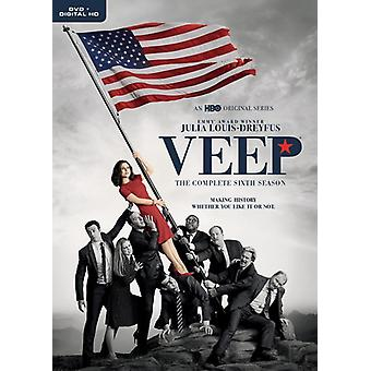 Veep: The Complete Sixth Season [DVD] USA import