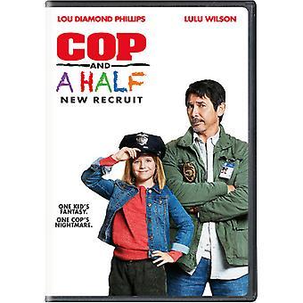 COP & demi: nouvelle recrue [DVD] USA import