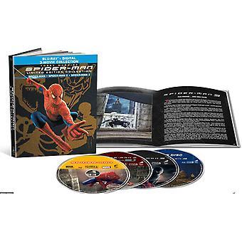 Spider-Man alkuperä Collection [Blu-ray] USA tuonti