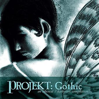 Projekt: Gothic - Projekt: Gothic [CD] USA import