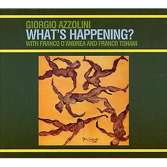 What's Happening? [CD] USA import