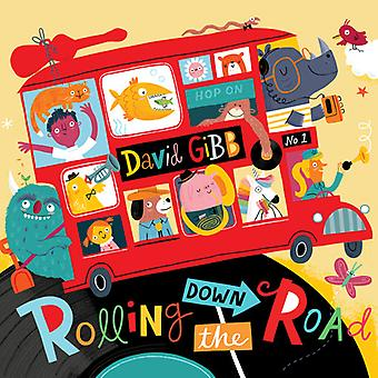 Rolling Down The Road [CD] USA-Import