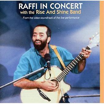 Raffi - Raffi in Concert [CD] USA import