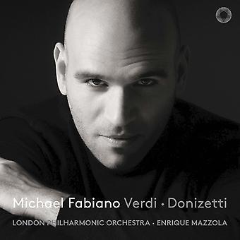 Verdi & Donizetti [SACD] USA import